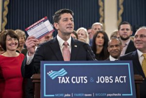 Tax Cuts & Jobs Act Is Good For Business