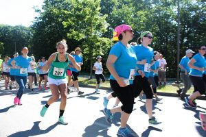 """PFBF CPAs """"Run the Numbers"""" 5K & Kids Fun Run to raise funds for the Camp Tracy Campership Fund: The Harold Alfond Foundation to match every dollar raised"""