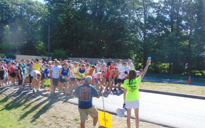 "PFBF CPAs ""Run the Numbers"" 5K & Kids Fun Run to raise funds for the Camp Tracy Campership Fund: The Harold Alfond Foundation to match every dollar raised"